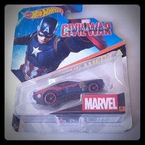 Hot Wheels Captain America